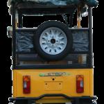 JADE E rickshaw