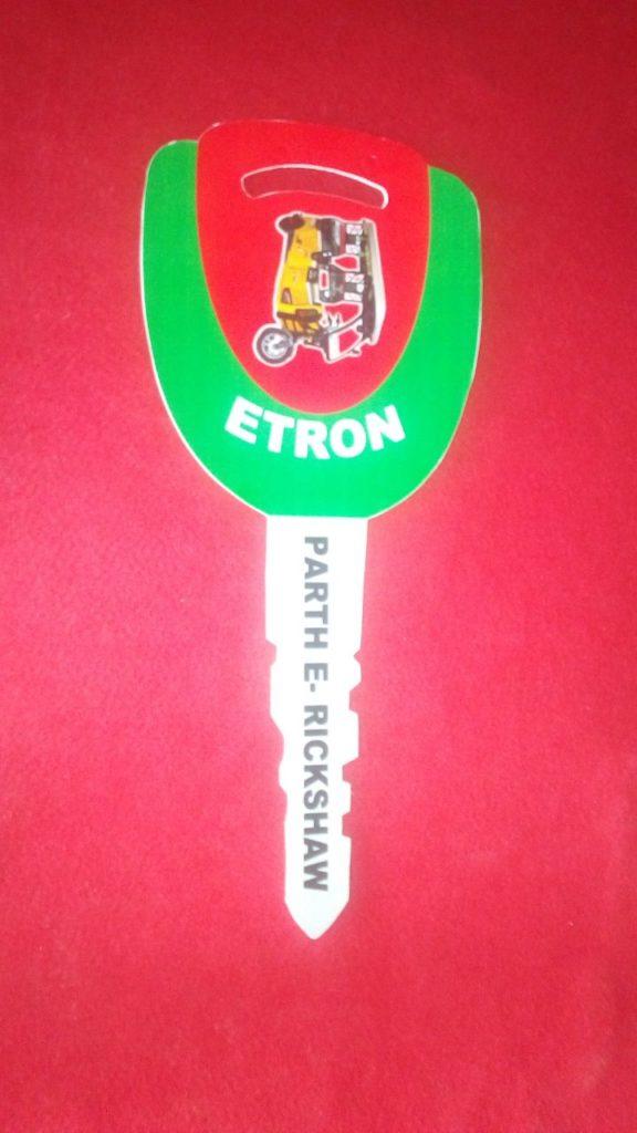 Etron Parth E Rickshaw 1